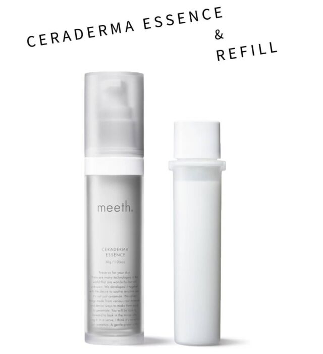 In recent years, ceramide-infused products have become very popular among dermatologists and skincare lovers. Even meeth's Skincare Research team has taken part by inventing meeth's first facial serum, Ceraderma Essence. Featuring a luxe blend of 5 different new human ceramide types, it is designed to brighten, revitalize, and optimise skin complexion. Let's uncover the secret of this game-changing ingredient in skincare.  See link in bio  #meeth #meethglobal #skincare #japaneseskincare #luxuryskincare #kindtoskin #beauty #skincareproducts #glowing #skin #selfcare #precious #loveyourskin #serum #newproduct #protection #gentleskincare #kidndtoearth #ceramides #sensitiveskin #specialskincare #luxurious #naturalbeauty #skinproblems #beautyarticle #beautyinsights #tips #advice